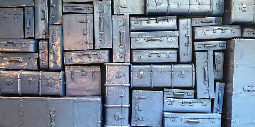 Quick Property Sales Relocation - Picture of suitcases
