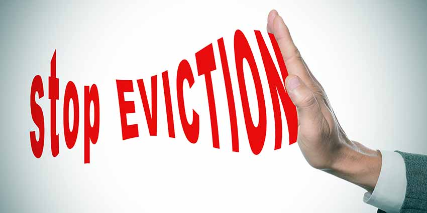 Stop Eviction, Property Repossession
